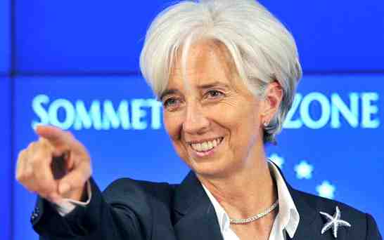 """IMF Head """"It's Time To Get Serious About Cryptocurrency,"""" As Bitcoin Reaches New Historic High"""