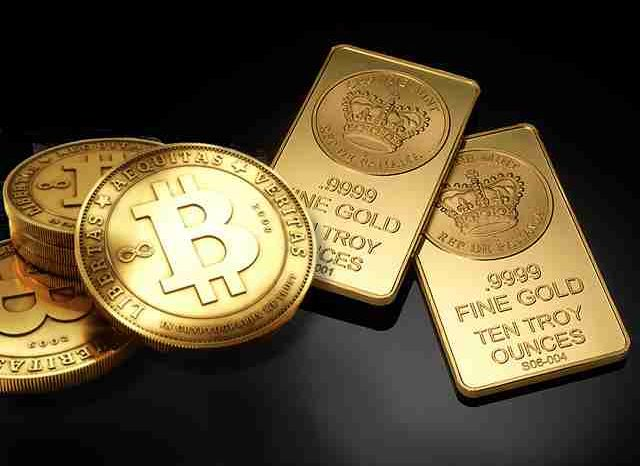 Could Central Banks Dump Gold in Favor of Bitcoin?