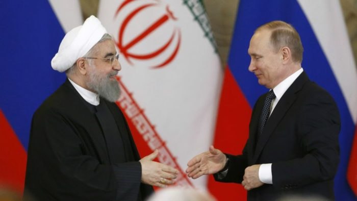 Iran and Russia Discuss Using Cryptocurrencies To Avoid Western Sanctions