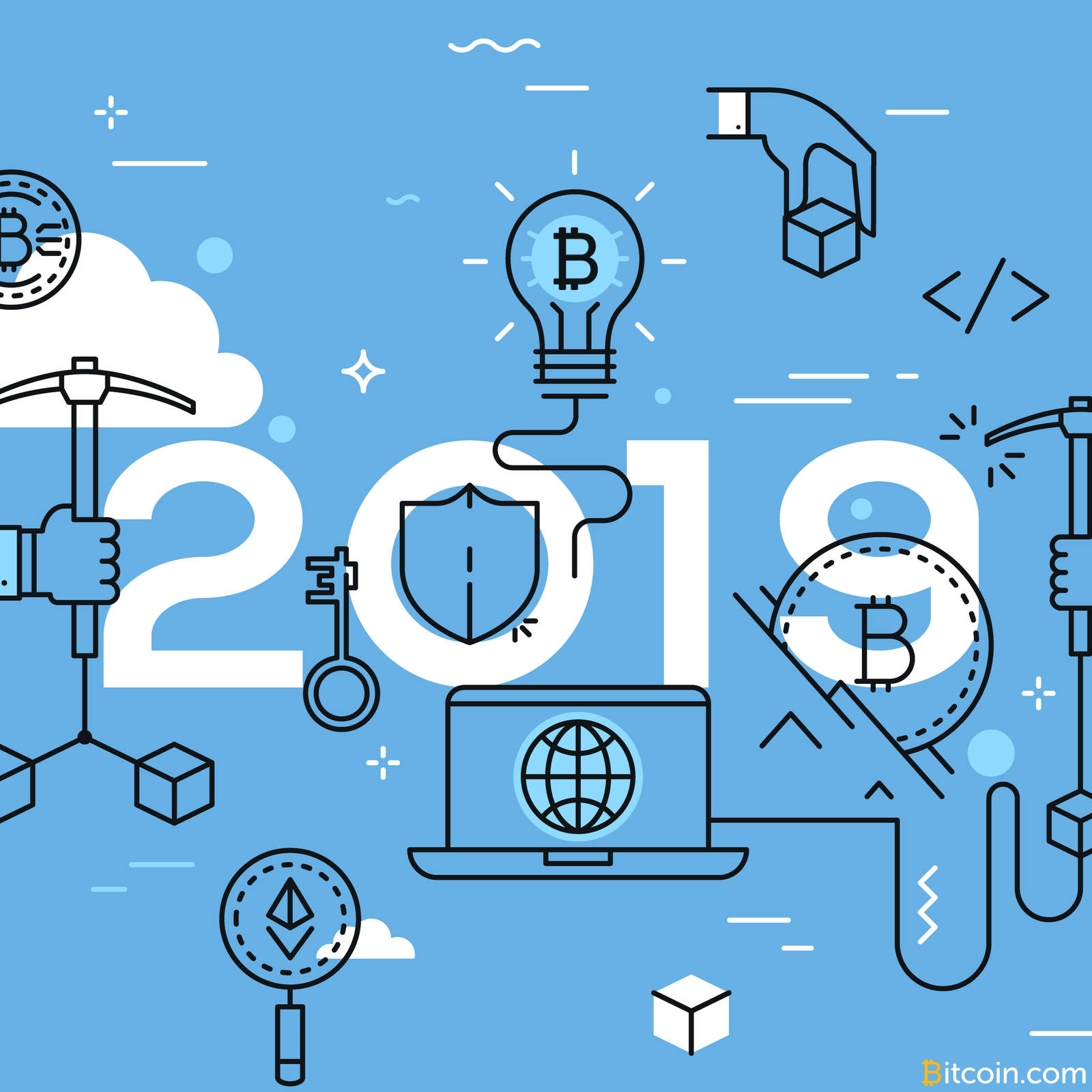 New Cryptocurrency 2019 Seven Cryptocurrency Trends to Look out for in 2019   Coinivore