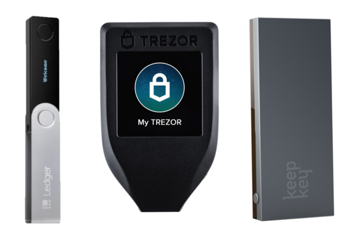 Hardware Wallets: Comparing Ledger vs Trezor vs KeepKey
